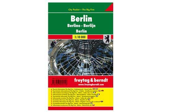 City Pocket & The Big Five Berlin