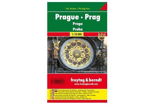 City Pocket & The Big Five Prag