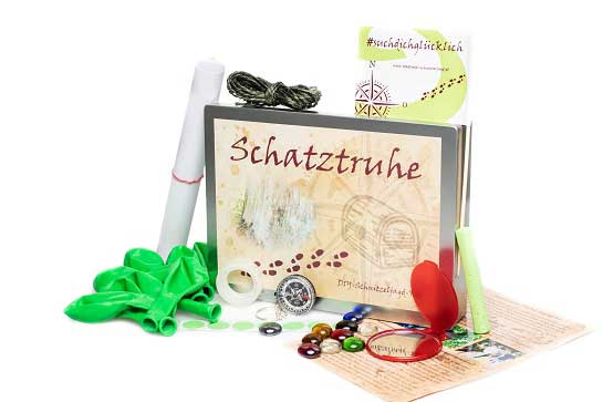 Do-it-yourself-Schatzsuche